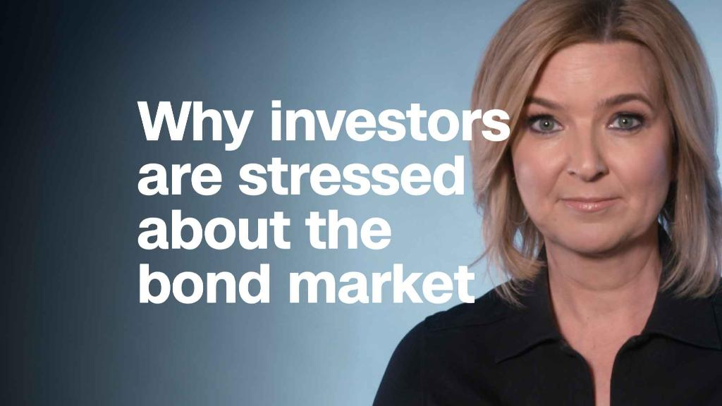 Why investors are stressed about the bond market