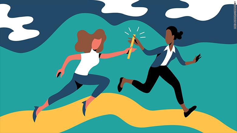 women CEO succession