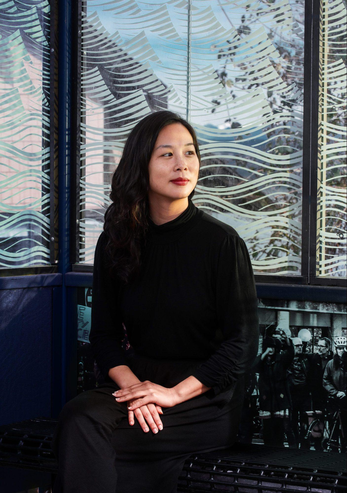 Tiffany Chu portrait