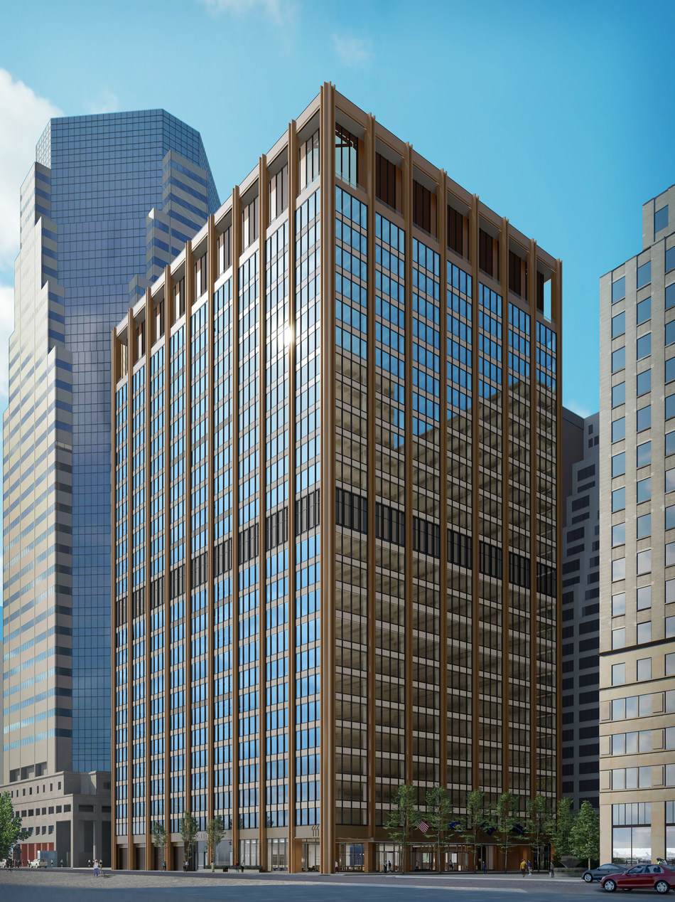 111 Wall Street, NY - Image courtesy of Neoscape